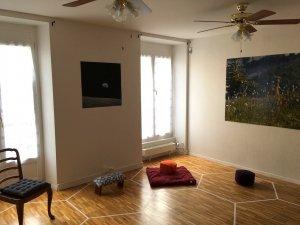salle de pratique n°1 (vue 3) - salle de pratique équipée pour 8 personnes