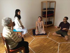 salle de pratique n°2 - salle de pratique équipée pour 6 personnes
